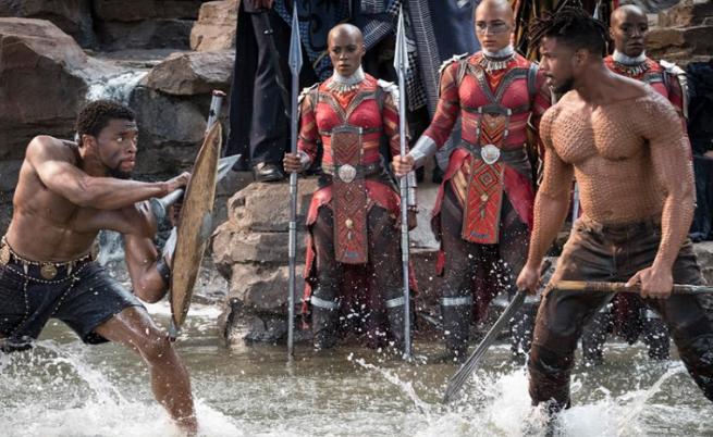 """""""Черната пантера"""": Стъпка назад за Marvel преди големия финал"""