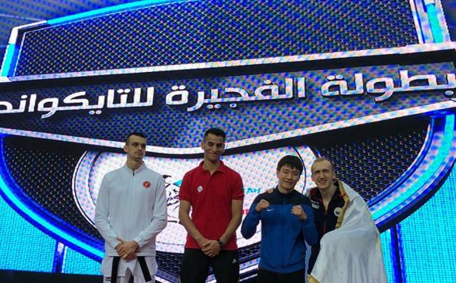 Два нови медала за България завоюваха Владимир Далаклиев и Калоян