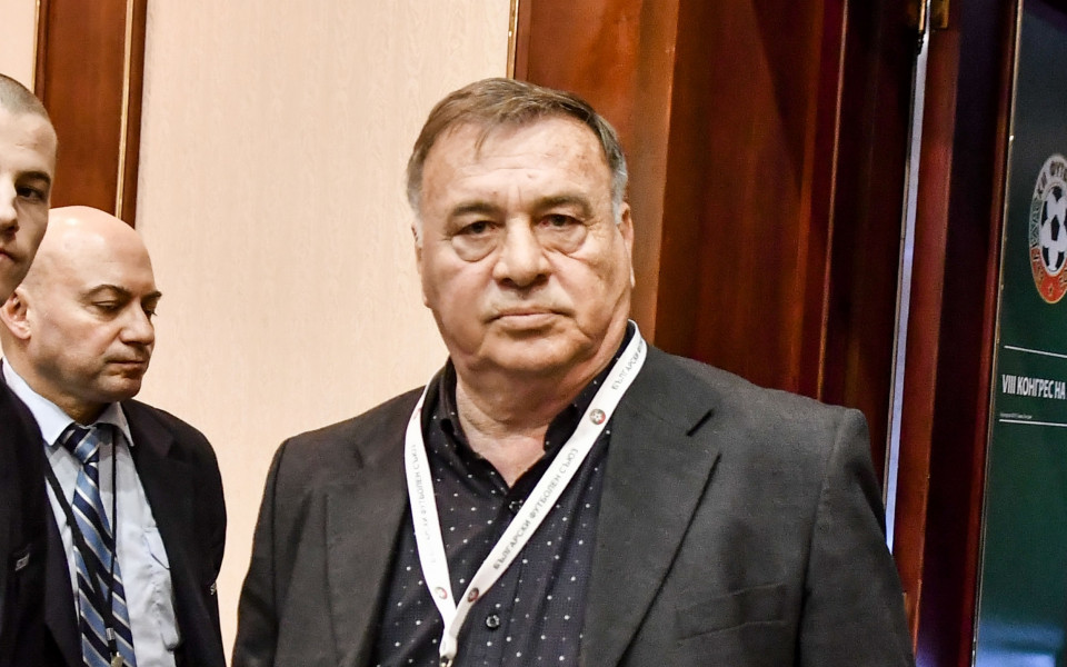 Президентът на България: Павел Панов остави завинаги името си в сърцата на българите