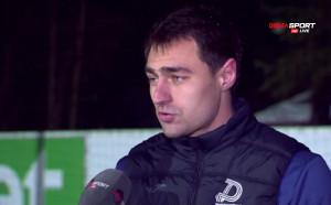 Васил Шопов: Не убедихме с играта си, но важна е победата