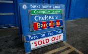 Сблъсък в тежка категория в ШЛ: Челси - Барселона