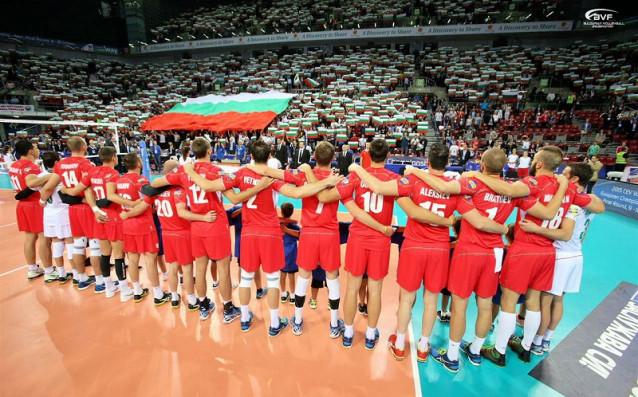 Волейболната лига на нациите източник: БФВолейбол