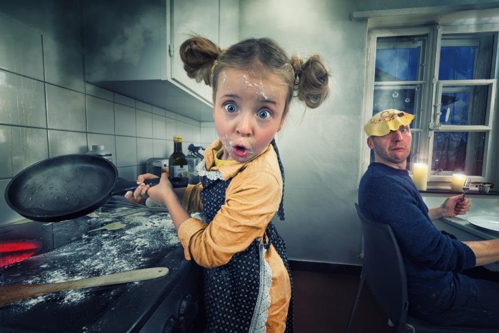 - Децата на 48-годишният фотограф Джон Уилхелм са негови модели. Понякога те изглеждат като същински анимационни герои, а най-важното от всичко е, че...