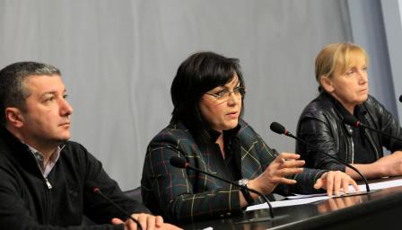 Нинова: Борисов лъже, че оттегля Истанбулската конвенция
