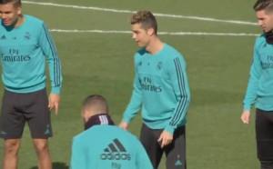 Реал Мадрид се готви за двубоя с Леганес