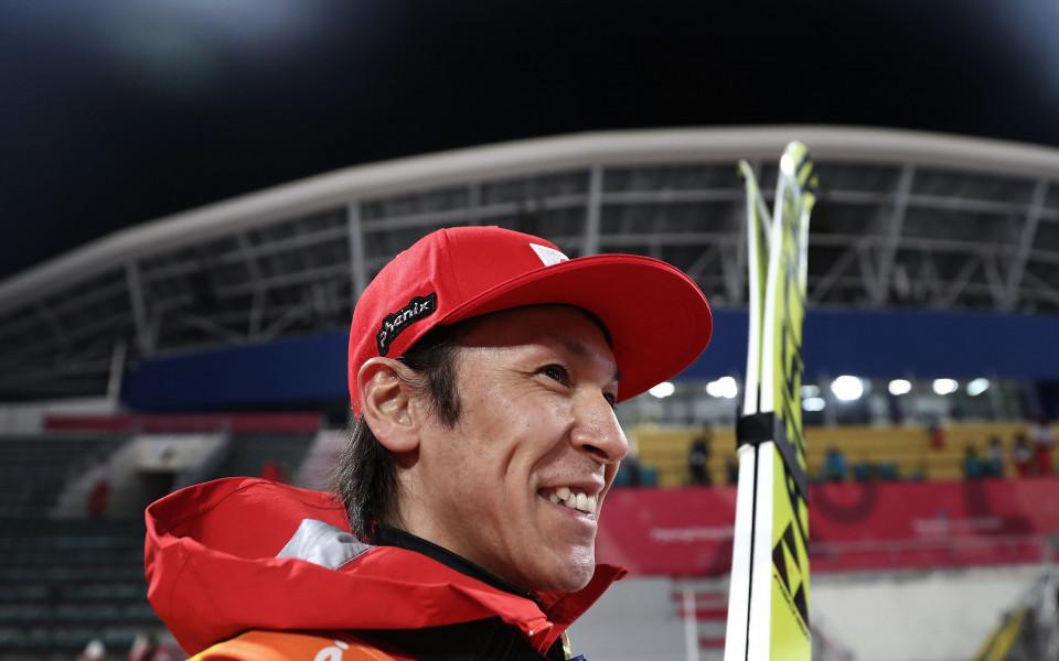 Щурият Нориаки Касаи ще гони 9-о участие в Олимпийски игри