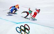 Тежки падания в ски кроса<strong> източник: Gulliver/GettyImages</strong>