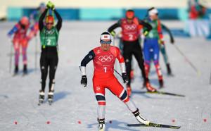 Неостаряващата Бьорген с рекорден медал на Зимни олимпийски игри