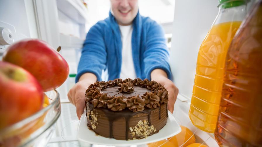 Защо не трябва да държим шоколада в хладилника