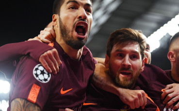 Барселона е европейският клуб с най-големи заплати