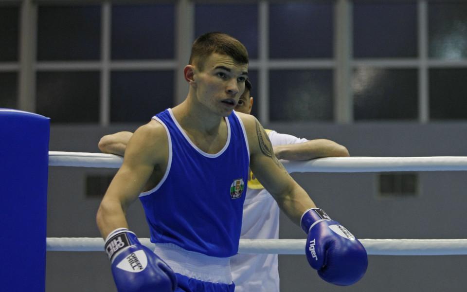 Кирил Русинов с победа на