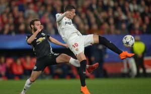 """Де Хеа извади Юнайтед сух срещу Севиля, всичко се решава на """"Олд Трафорд"""""""