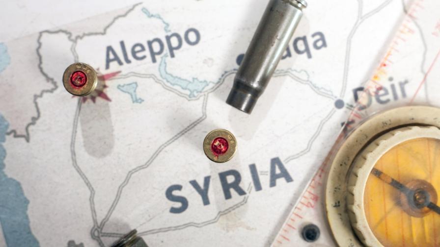 <p>Ето кои страни имат военни бази в Сирия</p>