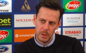 Английски експерт: Вече съм фен на Левски, виждам амбиция клубът да се подобрява