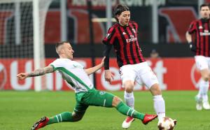 НА ЖИВО С GONG.BG: Милан наказа грешка на Лудогорец