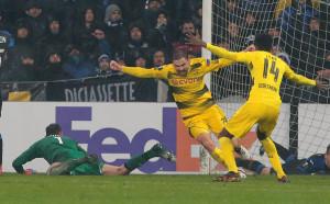 Търпението се оказа разковничето за Дортмунд в Италия