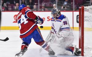 Българинът Алекс Георгиев с отличен дебют в НХЛ, направи 38 спасявания