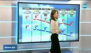 Прогноза за времето (23.02.2018 - обедна емисия)