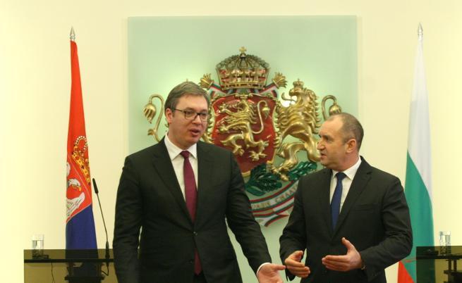 Радев призова Сърбия за още усилия в регионите с българско малцинство