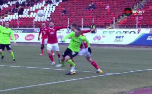 Имаше ли дузпа за Черно море в мача с ЦСКА?