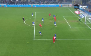 Страсбург - Монпелие 0:0 /първо полувреме/