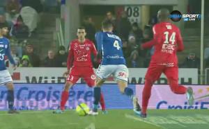 Страсбург - Монпелие 0:0 /репортаж/