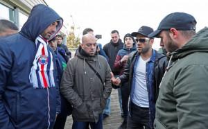 Ултрасите на ПСЖ надъхват звездите на отбора за реванша срещу Реал Мадрид