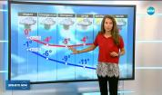 Прогноза за времето (24.02.2018 - централна емисия)