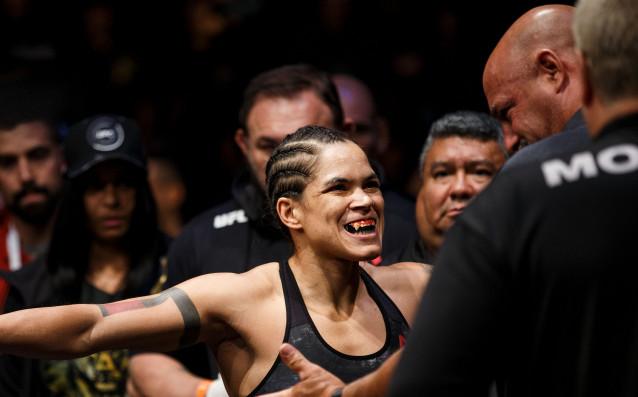 Една от най-добрите жени в света на смесените бойни изкуства