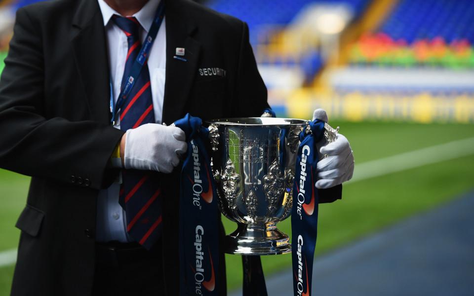 Радикални промени в турнира за Купата на Лигата в Англия