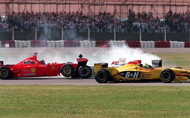 Гран При на Аржентина, 1997 година<strong> източник: Gulliver/Getty Images</strong>