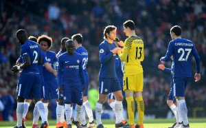 Победата на Ман Юнайтед над Челси в СНИМКИ