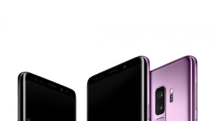 Samsung работи по телефон с шест камери