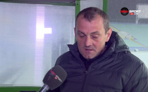 Златомир Загорчич ядосан след равенството срещу Локо Пд