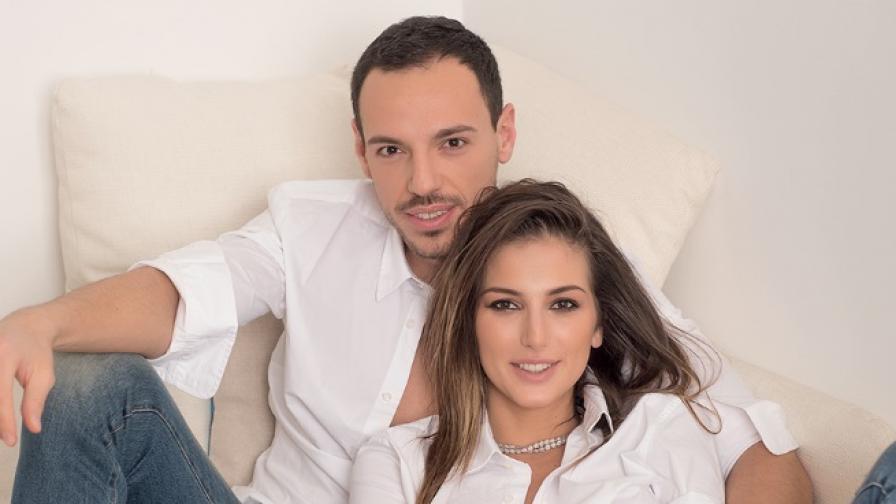 Александра и Дани Петканови показват нюансите на любовта