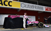 Форс Индия представи болида си за новия сезон във Формула 1<strong> източник: Gulliver/GettyImages</strong>