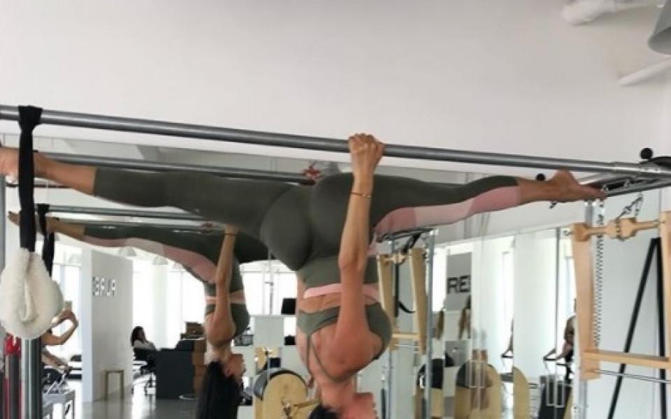 И гаджето на Гришо тренира усилено в Дубай
