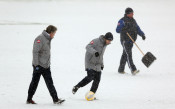 Снежен футбол<strong> източник: Gulliver/GettyImages</strong>