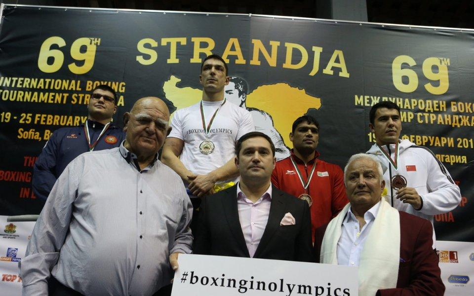 Българската федерация по бокс призова Томас Бах да остави бокса в олимпийското семейство