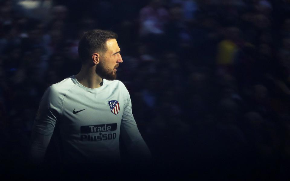 Ян Облак: Бъдещето ми зависи от Атлетико Мадрид
