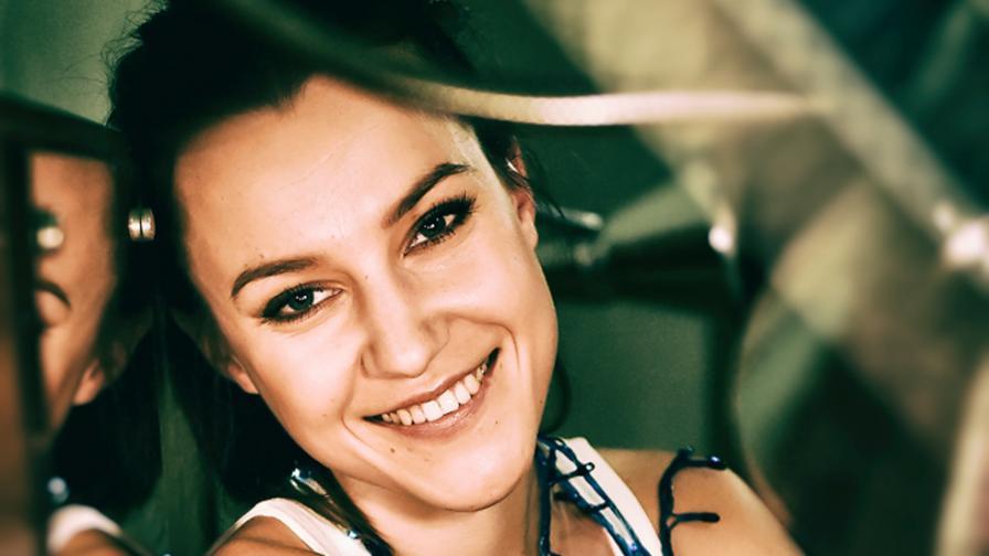 Актрисата Дария Симеонова очаква първото си дете