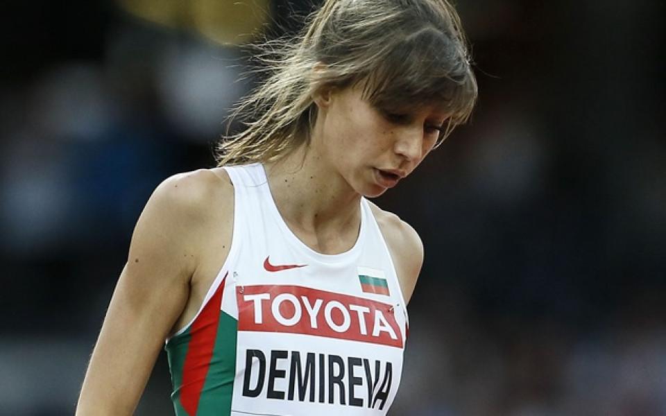 Мирела Демирева: Аз обичам скачането, защото…