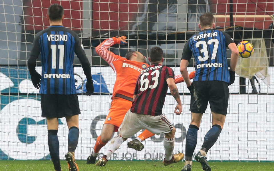 Интер и Милан няма да се жалят в неделя