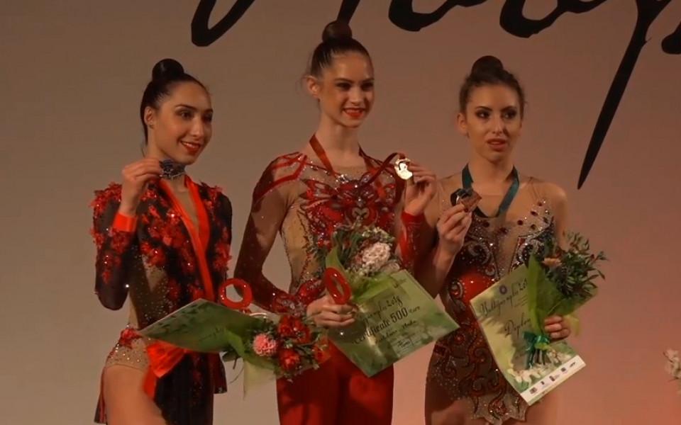 Сребро и бронз за България в първия ден на турнира по ХГ в Рига