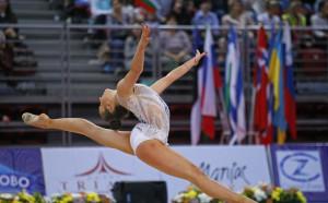 Тасева се прибира с четири медала от Гран При в Киев