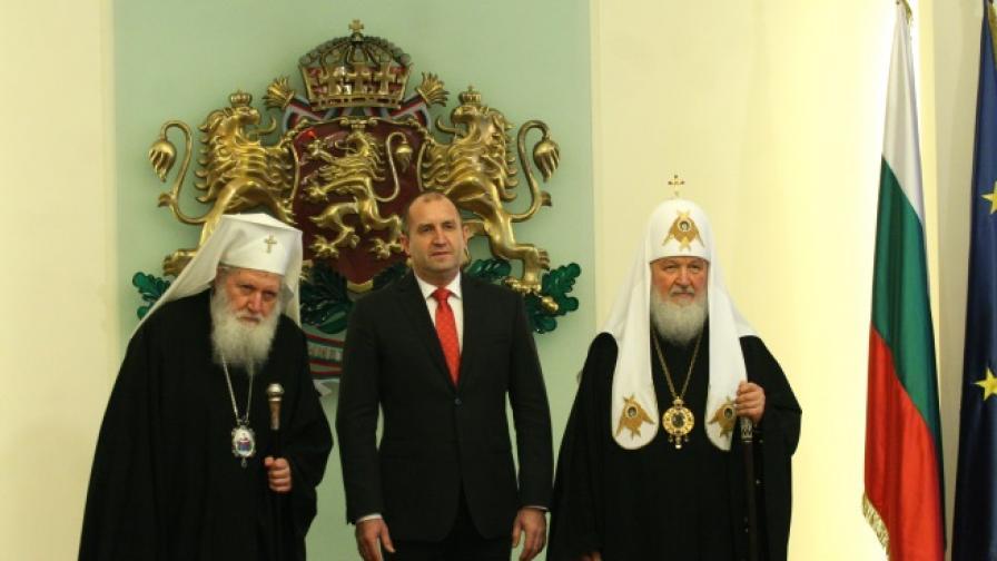 Патриарх Кирил разочарован - размивала се ролята на Русия в освобождението ни