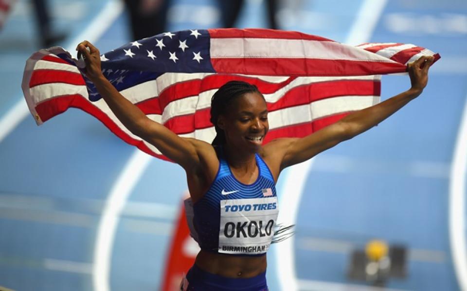 Щафетата на САЩ на 4х400 метра с трета поредна титла и нов рекорд