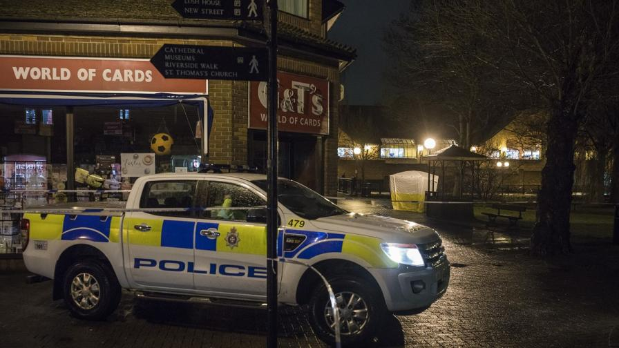 Бивш руски шпионин във Великобритания - с опасност за живота