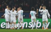 Кралят отново приспа ПСЖ! Реал продължава похода в любимия си турнир