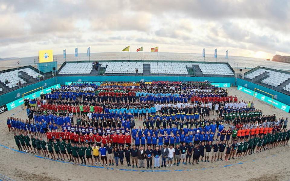 България с право на три отбора в Шампионската лига по плажен футбол